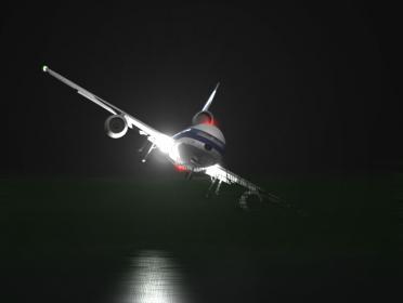 Хронология событий в авиакатастрофе